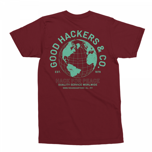 Tech T-shirt Hackers