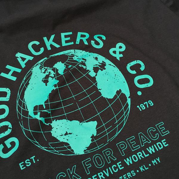 Tech T-shirt Hackers